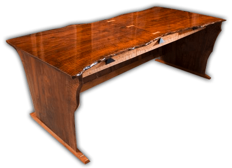 Custom Rustic Desks By Dumond S Custom Handmade Furniture