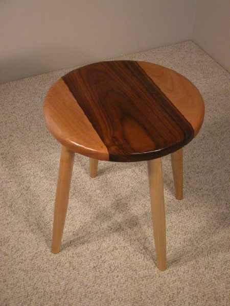 Custom Handmade Wooden Stools By Dumond S Custom Furniture