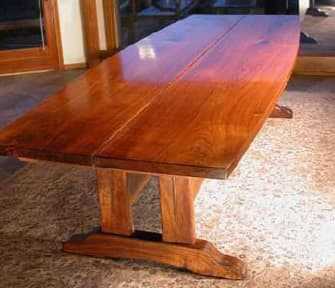 Book matched custom boardroom table-corporate conference table