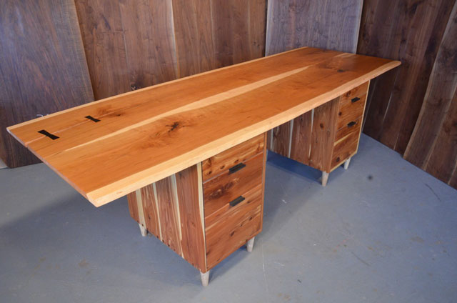 Custom Handmade Office Desk