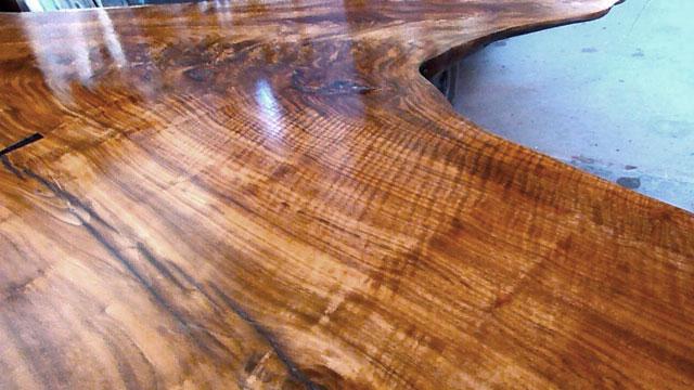 Custom Wood Slab Table Tops Dumonds Custom Furniture - Extra large conference table