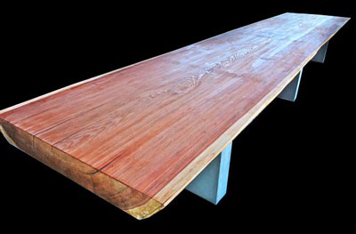 Custom Hardwood Table Tops