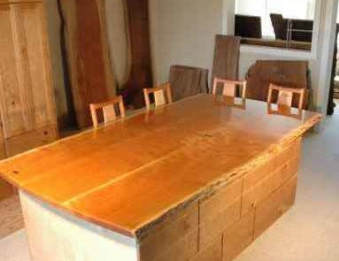 Custom Rustic Kitchen Islands 2