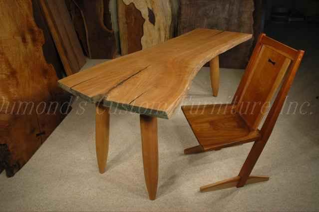 Custom The Stock Farm Table Desk_5