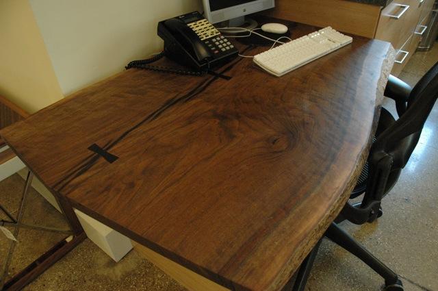 The New York Showroom Dumond 39 S Custom Handmade Wood Furniture