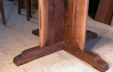 Custom Made Dining Room Table Base