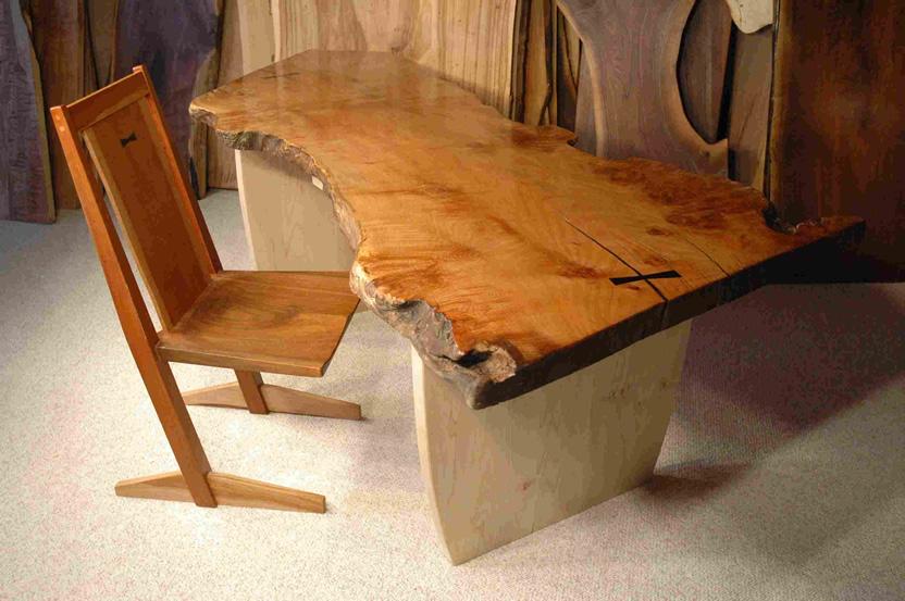 Custom Natural Edge Furniture Dumond 39 S Custom Furniture