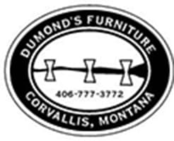 Dumond's Custom Furniture Mobile Retina Logo