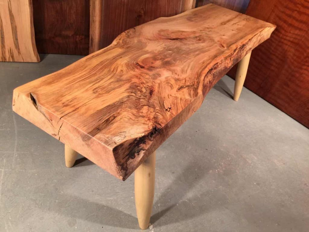 Live Edge Furniture Trend