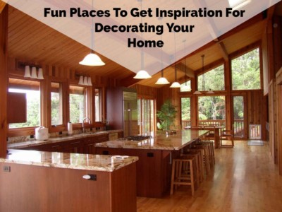 fun places to get inspiration for decorating your home