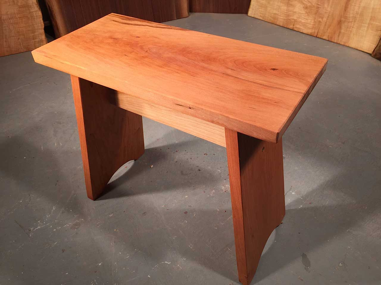 Pennsylvania Cherry Stool