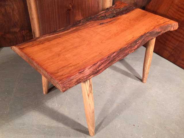 Wood Slab Coffee Tables Dumonds Custom Furniture