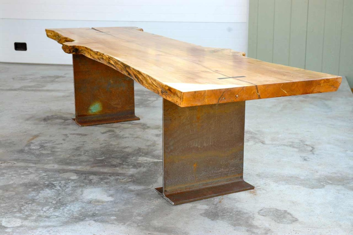Natural Edge Conference Tables