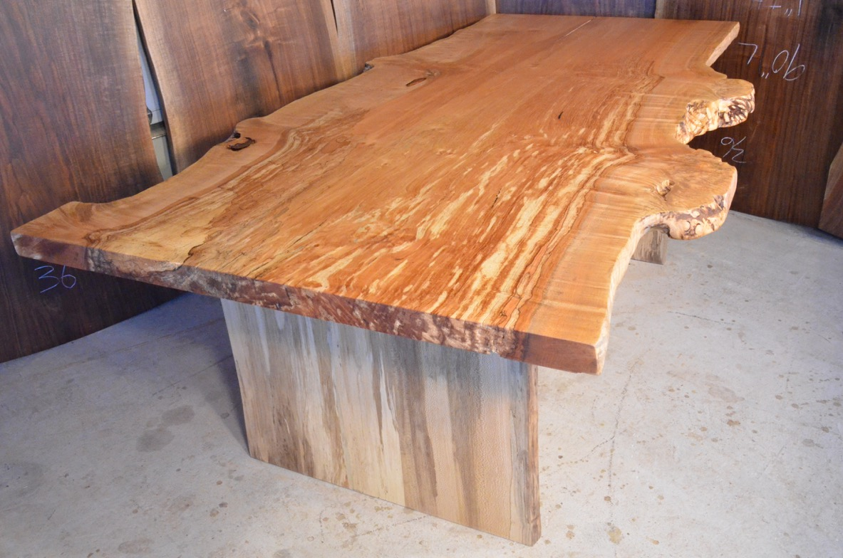 Furniture trends the rise of live edge wood furniture dumonds