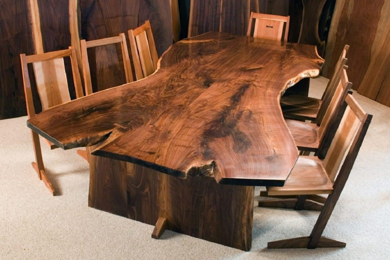 Custom Wood Furniture Tables Desks Beds Chairs Counter