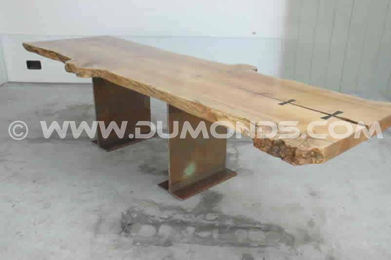 Maple Burl Custom Boardroom Table
