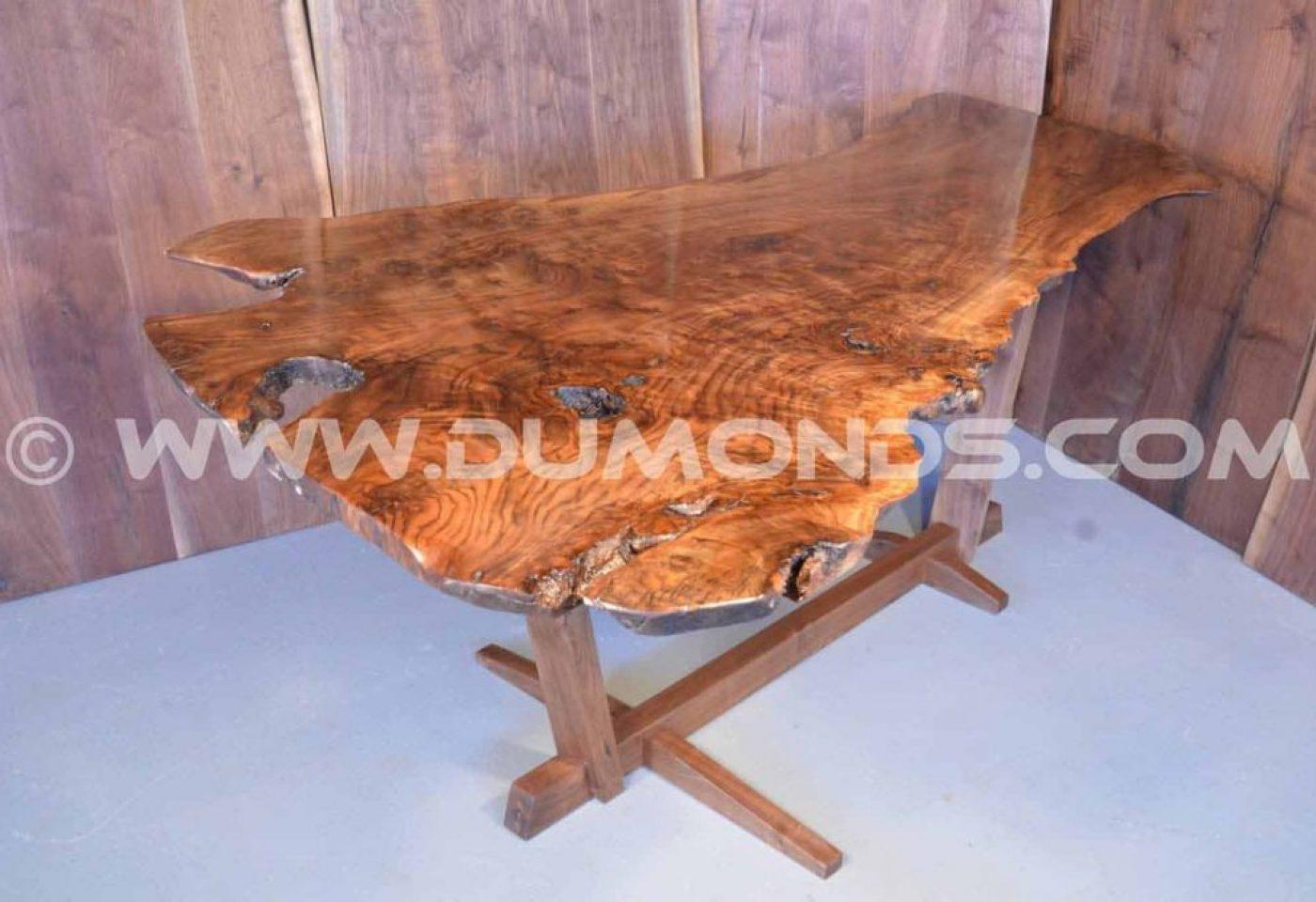 NAKASHIMA STYLE WALNUT TABLE