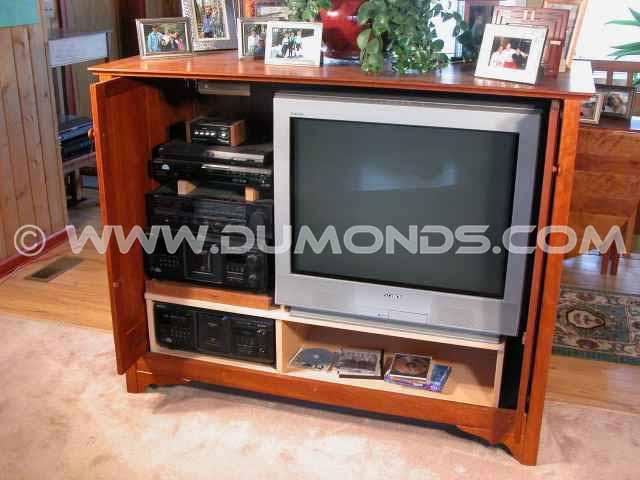 Custom Audio Cabinets