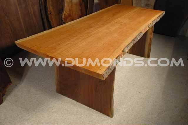 Bookmatched Cherry Conference Table