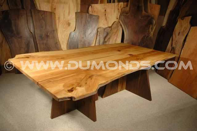 Ash Slab Conference Table