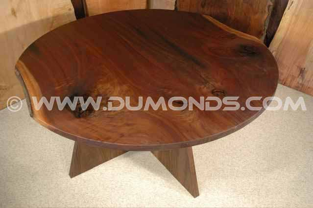 Walnut Boardroom Table