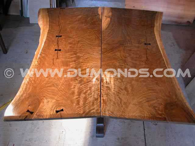 The Martins 5′ Rustic Conference Room Table