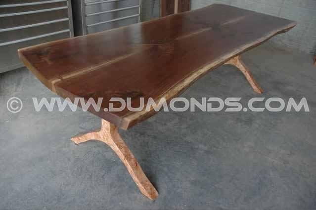 "The ""Binder"" Custom Walnut Boardroom Table"