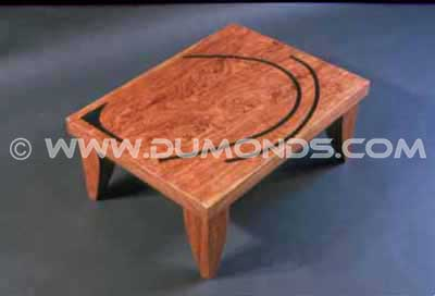 Custom Stacking Coffee Table