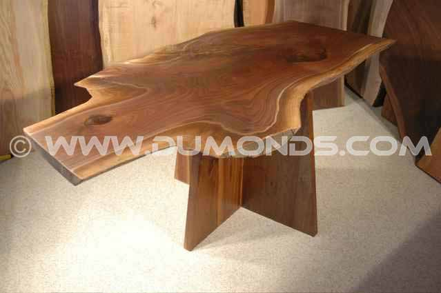 Irregular Organic Shape Kitchen Table