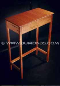 handmade custom executive desk