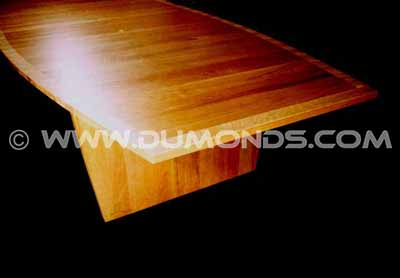16 foot Cherry table