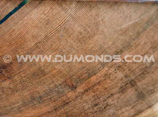 Redwood slab