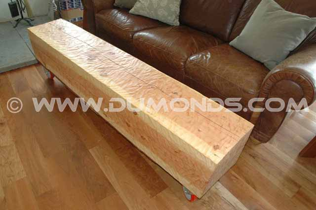 Unique Fir Bench