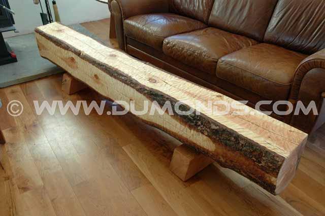 Remarkable Custom Handmade Wooden Benches Dumonds Custom Furniture Evergreenethics Interior Chair Design Evergreenethicsorg