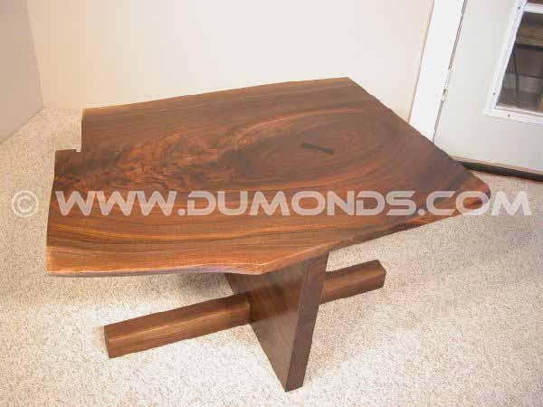 Nakashima style table