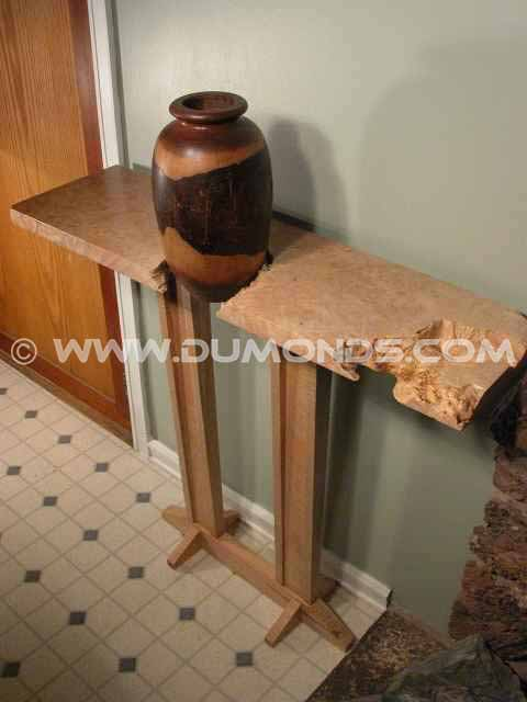 Slab Entry way table