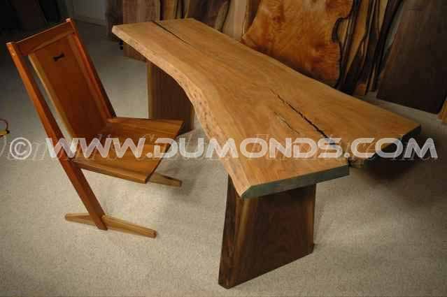 "Custom ""The Stock Farm"" Table Desk"