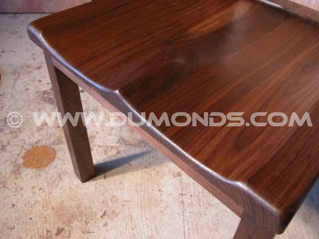 Martins walnut and cherry dining chair