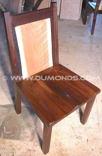 Nakashima Style Custom Walnut Dining Chair