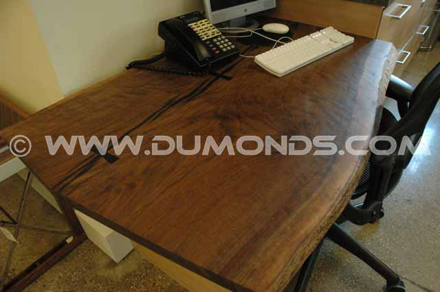 English Walnut Desk