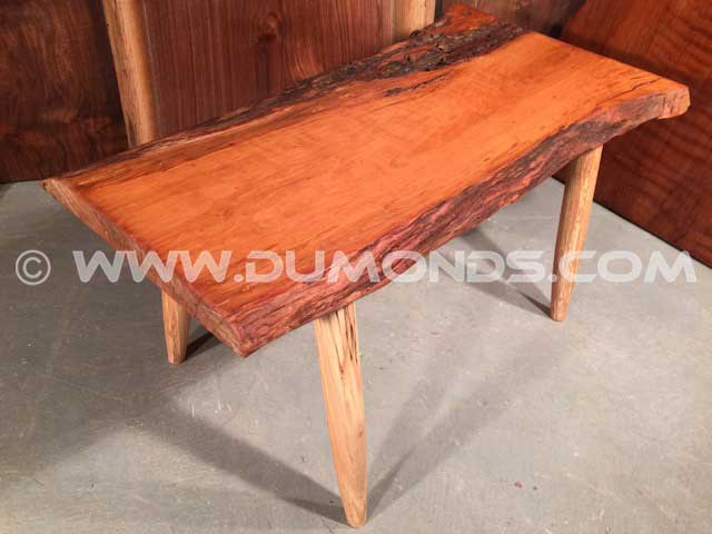 Cherry Rustic Coffee Table