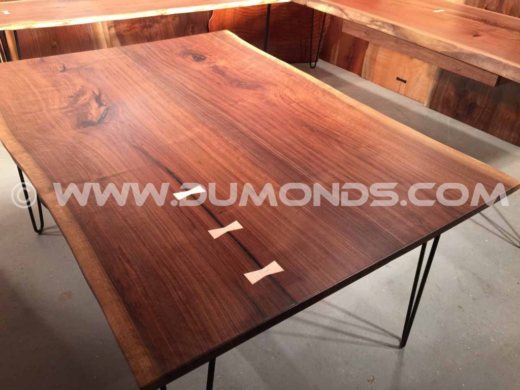 Walnut Table Built With Wood From Maryland Urban Trees