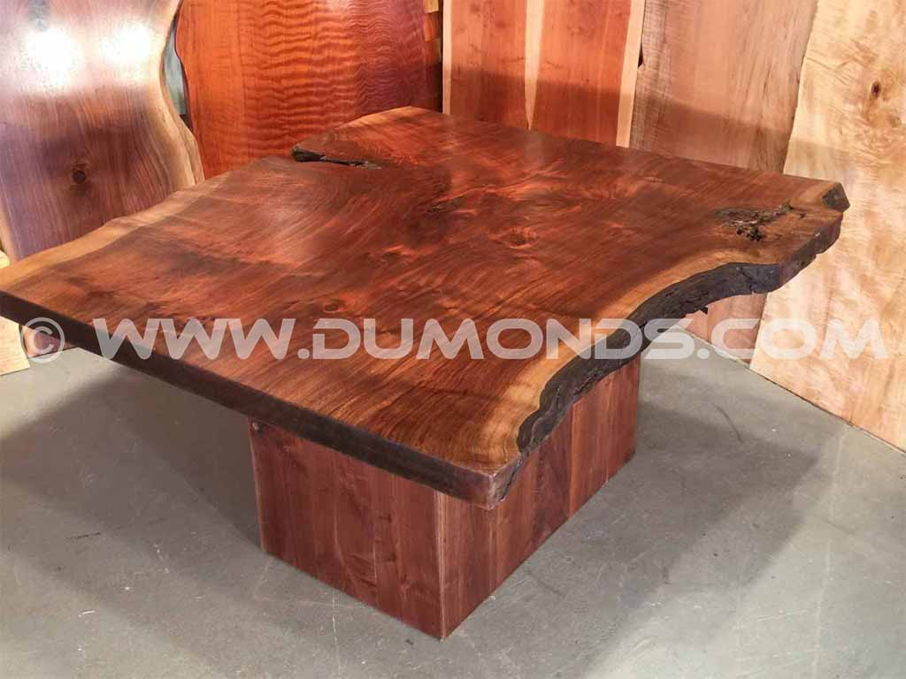 Walnut Table From Chico