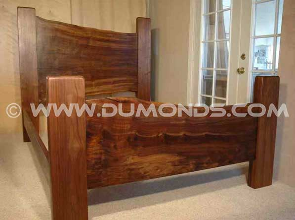 Reclaimed Wood Beds Headboards
