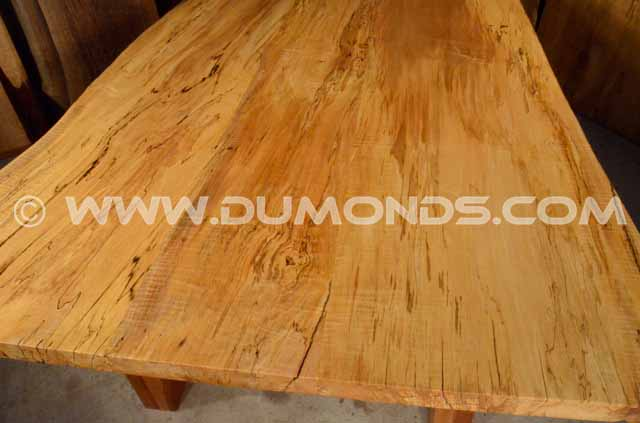 Reclaimed Old Wood Dining Room Table
