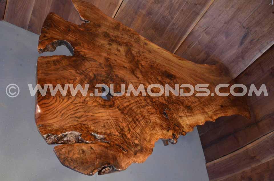 Custom Walnut Dining Table