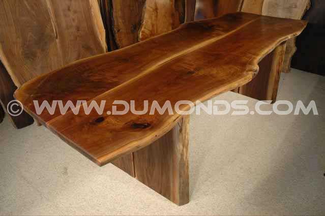 Custom Walnut Conference Room Table